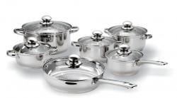 Набор посуды Vitesse Ayame (12 предметов)