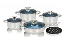Набор посуды Vitesse из 9 предметов