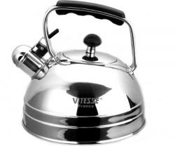 Чайник со свистком Vitesse Odina