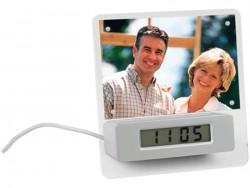USB Hub на 4 порта с часами и рамкой для фотографии на магнитах