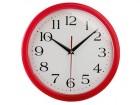 Настенные часы красные