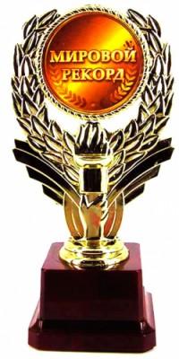 Прикольный Кубок Мировой рекорд