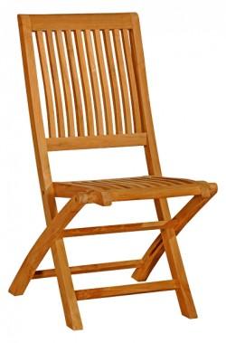 Тиковый стул раскладной ТЕ-05 Т