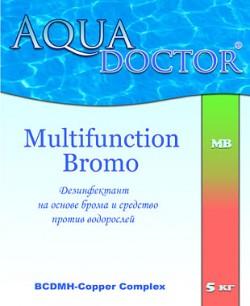 Средство против водорослей AquaDoctor Multifunction Bromo