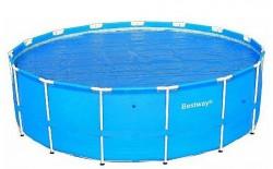 Солярное покрытие на бассейн 58172
