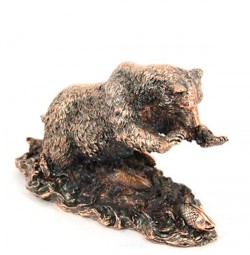 Статуэтка медведь E431