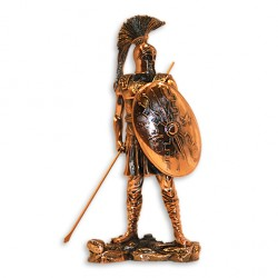 Статуэтка спартанский воин T1006
