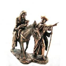 Статуэтка бегство семьи Иисуса из Египта T869