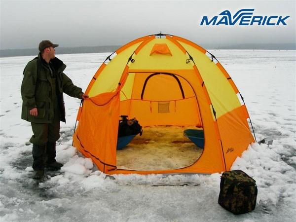 Китайская палатка для зимней рыбалки своими руками