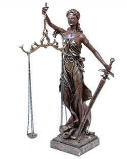 Богиня правосудия 61см