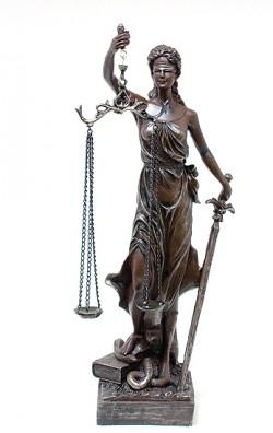 Богиня правосудия 50 см