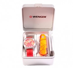 Набор Wenger Нож и Часы 01 441 111
