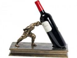 Подставка под бутылку In vino veritas