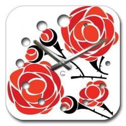 "Настенные часы ""Розы"" C-057"