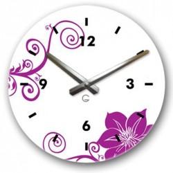 """Настенные часы """"Орхидея"""" C-061"""