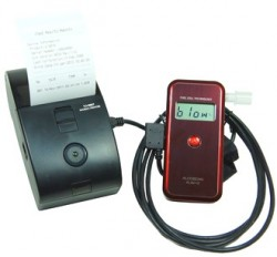 Алкотестер AlcoScan AL-9010 с принтером