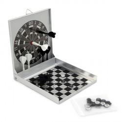 Антистресс Дартс+Шахматы на магните
