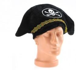 Шляпа Пиратская пилотка