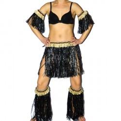 Взрослый карнавальный костюмТуземки
