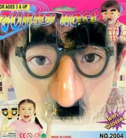 Очки с носом