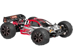 Автомобиль HPI Trophy 4.6 Nitro Truggy 4WD 1:8 2.4GHz (RTR Version)