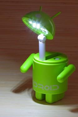 Android светильник трансформер