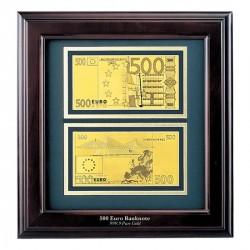 Панно- Банкнота 500 EURO