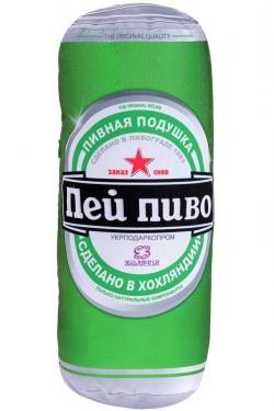 Подушка Банка пива