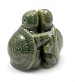 Солонка с перечницей Черепахи