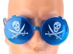"""Очки - party """"пиратские открывающиеся"""""""