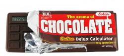 Шоколадка калькулятор