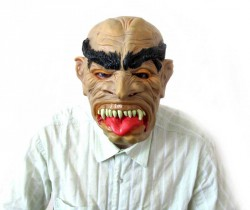 Карнавальная маска Язык