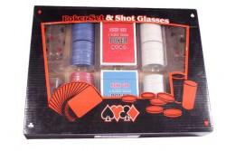 Набор для игры в пьяный покер 200 фишек