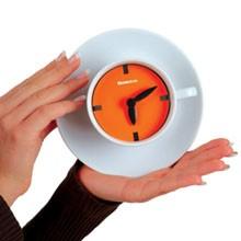 """Оригинальные настенные часы """"Чашка"""""""