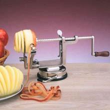 Станок для чистки фруктов