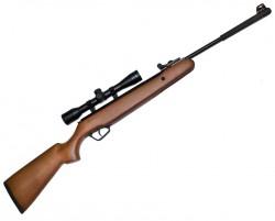 Пневматическая винтовка Stoeger X10 Wood Combo 4,5мм с прицелом 30015