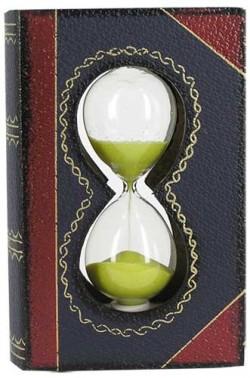 Песочные часы книга 13 см