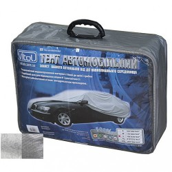 Автомобильный тент Vitol CC13401  XL  534х178х120 к.з