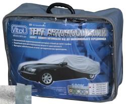 Автомобильный тент Vitol CC13402   M  432х165х120 к.з