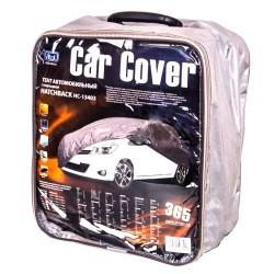 Автомобильный тент Vitol HC13403  L  Hatchback 381х165х119 к.з/м.в.дв/м.б.