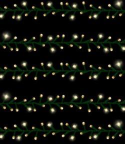 Гирлянда Веточка 6.5 м, 250 LED-ламп