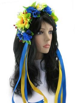 Украинский веночек Ганнуся