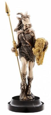 Бронзовая статуэтка Пани Победа