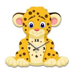 """Детские настенные часы """"Лео"""" C-076"""