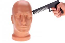 Расческа пистолет