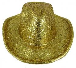 "Шляпа золотая ""Элвиса"""