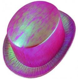 """Шляпа """"Цилиндр перламутр"""""""