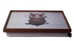 Столик с подушкой Кофейная сова