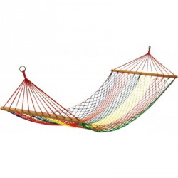 Гамак KingCamp Net Hammock Yellow/Green