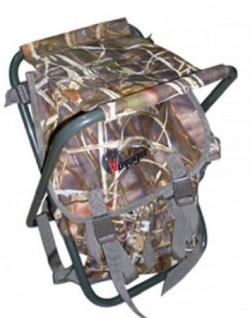Стульчик- рюкзак  камуфляж FS-93112